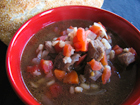 Andrea's Recipes - Slow Cooker Beef Barley Soup