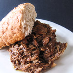 Andrea Meyers - Slow Cooker Pulled Pork with Chipotle BBQ Sauce