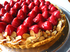 Andrea Meyers - Strawberry Cream Tart