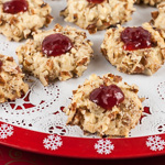 Andrea Meyers - Thumbprint Cookies