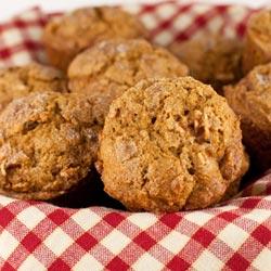 Pumpkin Apple Muffins Recipe - Andrea Meyers