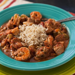 Jambalaya Recipe - Andrea Meyers