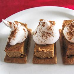 Pumpkin Pie Cookie Bites Recipe - Andrea Meyers