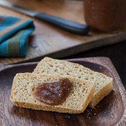 Honey Wheat English Muffin Bread Recipe - Andrea Meyers