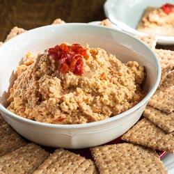 Pimento Cheese Dip Recipe - Andrea Meyers
