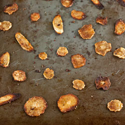 Andrea Meyers Parsnip Chips
