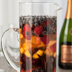 Andrea Meyers - Fruity Sparkling Summer Sangria
