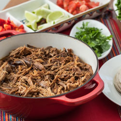 Slow Cooker Pork Carnitas Recipe - Andrea Meyers
