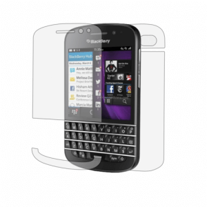 Folie de protectie Clasic Smart Protection BlackBerry Q10