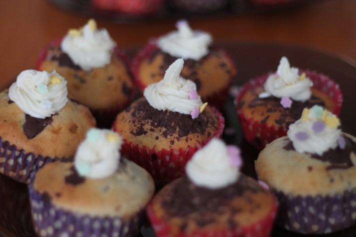Cupcakes, nom nom nom