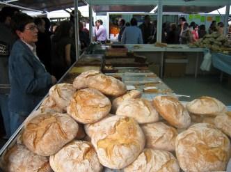 delicious-looking freshmade bread