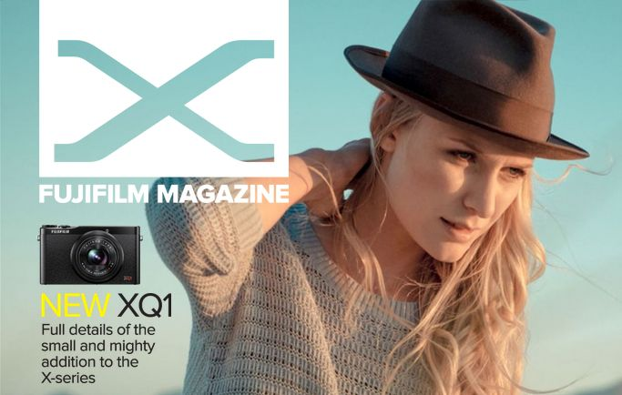 first issue of Fuji X magazine http://en.fujifilmxmagazine.eu/