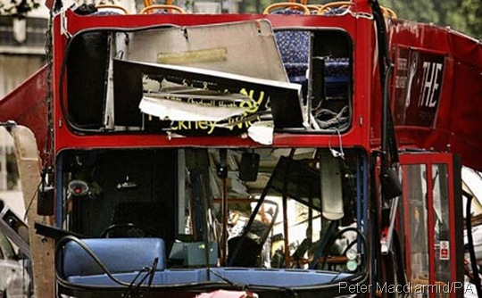 july 7 bombing bus tavistock square london