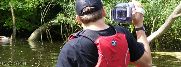 WATERTIGHT_Special camera equipment was used on the water