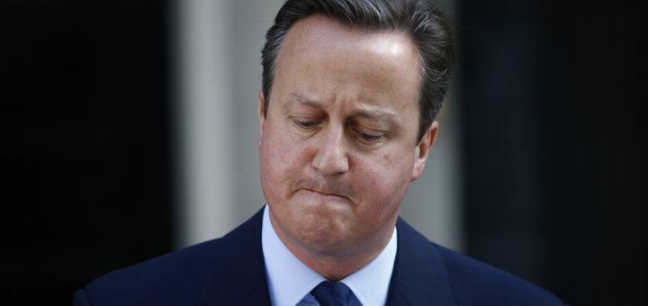 David Cameron announces his resignation from the role of Prime Minister – just the start of a long week in politics.