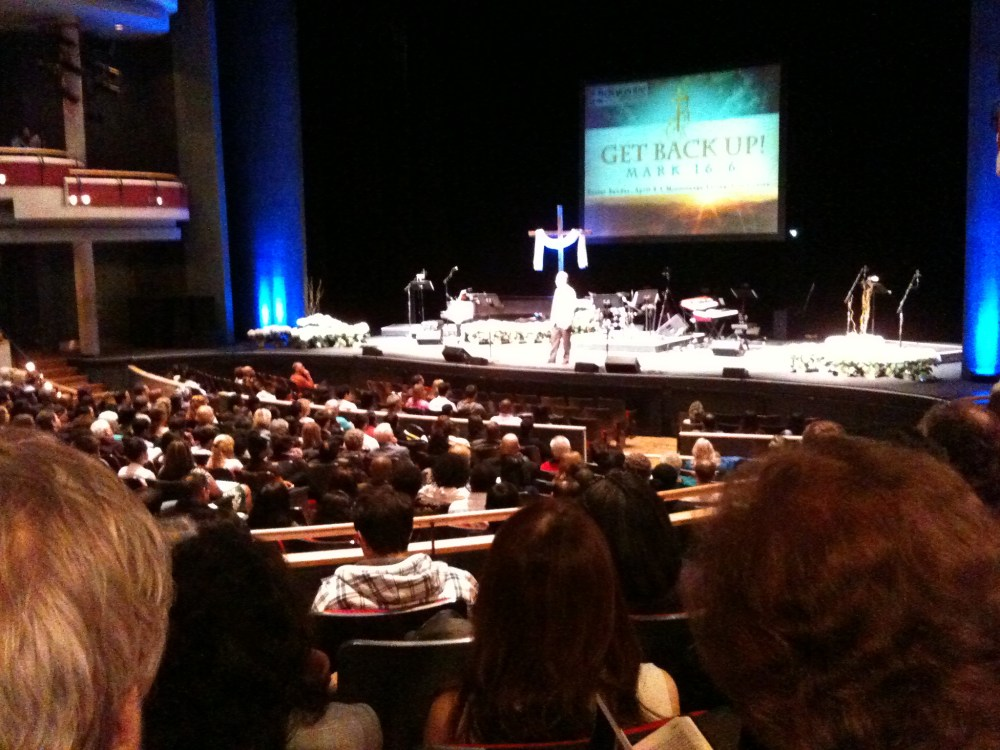 Easter Service in the heart of Mississauga (6/6)