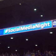#SocialMediaNight with the Royals
