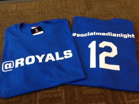 Social Media Royals T-Shirt