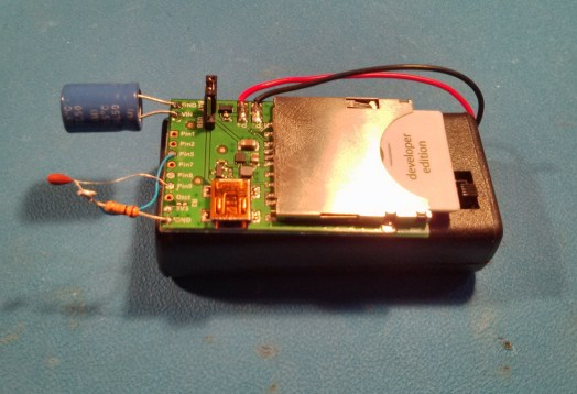 Electric Imp Test