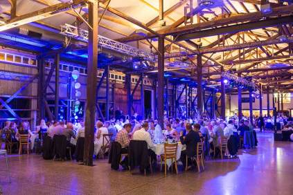 Image of delegates at Forty Winks National Conference Gala Dinner