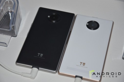 Android Developers Officials: YU YUPHORIA HANDS-ON
