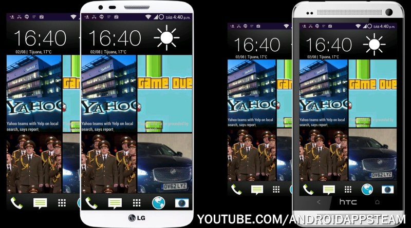 DO Launcher: Tipo Sense 5 HTC Para Android – Android Apps Team