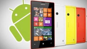 Instalar Android en un Lumia