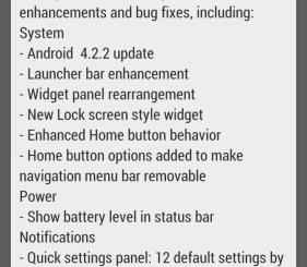 HTC One OTA