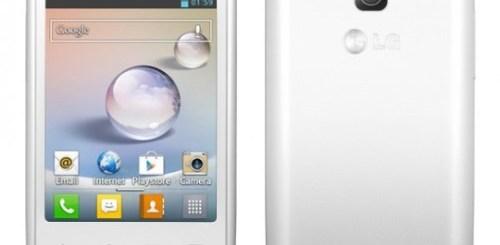 LG Optimus L1 II white