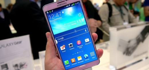 Galaxy Note 3 Blush Pink