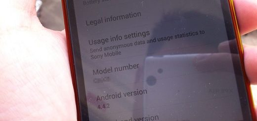 Sony Xperia Z1 Spotted With Android KitKat 4.4