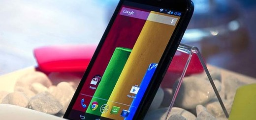 Install stock Android OS on Moto G