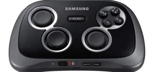 Samsung GamePad introduced