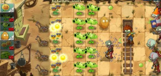 Plants vs. Zombies 2 new levels