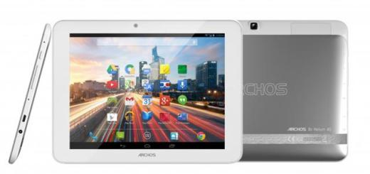 Archos 80 Helium 4G Announced Ahead of MWC