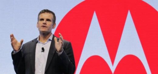 Dennis Woodside Is Leaving Motorola in Favor of Dropbox