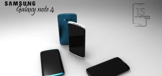 Galaxy Note 4 Reportedly with 3-Sided Display and Note 5 with Foldable Screen
