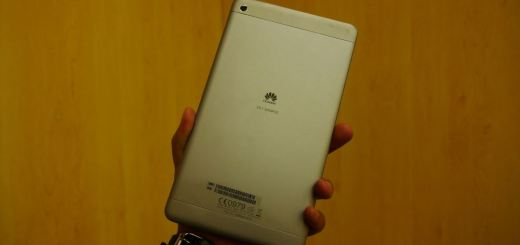 MWC: Huawei MediaPad M1 tablet with 4G LTE Data