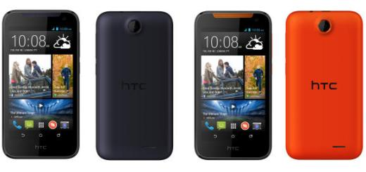 HTC Desire 310 Is Officially Announced as Reaching UK in April