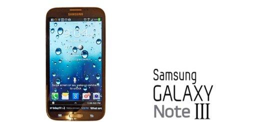 Hard Reset on Samsung Galaxy Note 3