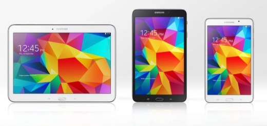 Galaxy Tab 4 Range is Official