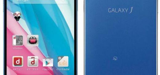 New Galaxy J Blue Version in Taiwan