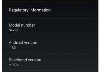 Android 4.4.3 Rumored to Arrive in the Following Weeks, in Dogfooding Stage for Now