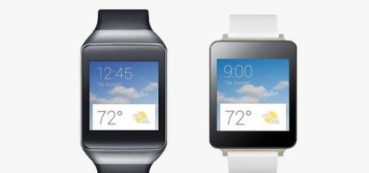First Update for LG G Watch and Samsung Gear Live