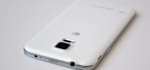 Metal-clad Samsung Galaxy Alpha