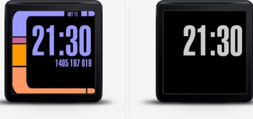 Star Trek Watch-Face for Android Wear Watches
