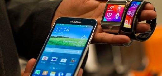 Configure your Galaxy Gear Fit to Samsung Galaxy S5