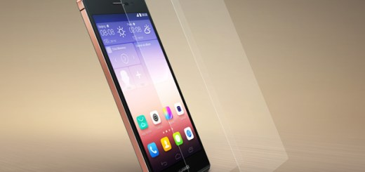 Huawei Launched Sapphire Ascent P7