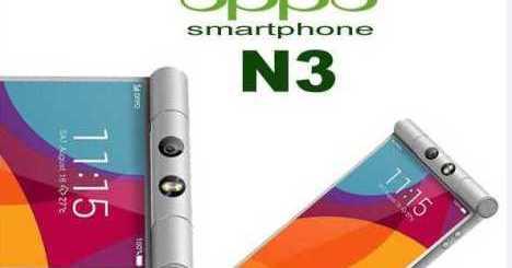Oppo N3 Released