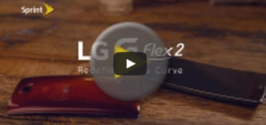 Sprint LG G Flex 2